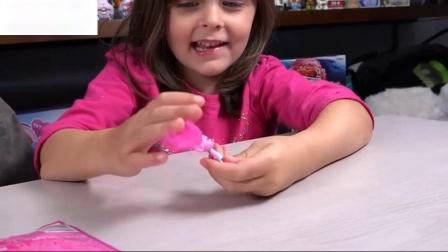 巨大的快乐生日蛋糕惊喜玩具盲袋鸡蛋玩具男孩和女孩更友善的玩耍时间