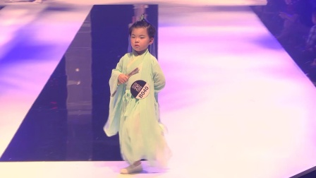 2018秀场偶像国际少儿模特大赛全球总决赛 自选服装B组