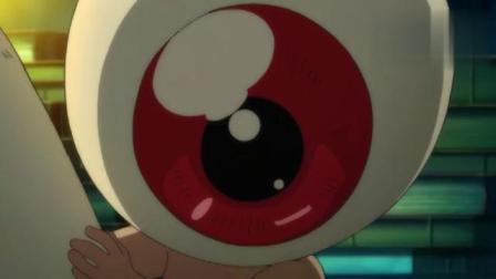 咯咯咯的鬼太郎:麻奈来到姨婆的故乡看到了大片奇特的赤红色花朵