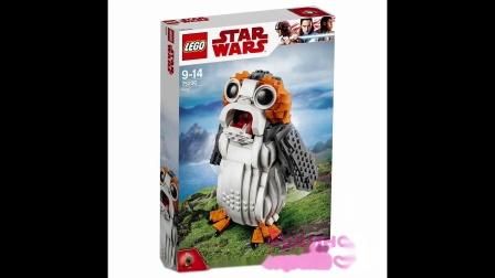 75230 【积木砖家乐高】LEGO UCS Star Wars Porg OFFICIAL pics 星战系列 波尔格鸟 官方图片