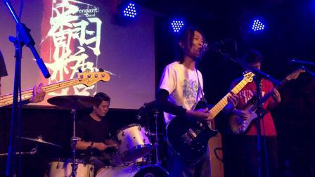 翻糖乐队全国巡演上海站《假面舞会》~2018.08.21育音堂。拍摄:毛毛