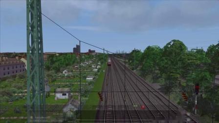 模拟火车2018-TTB版Köln-Koblenz线路