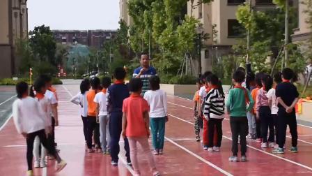 《快速跑-站立式起跑》優質課(一年級體育,潘軍強)