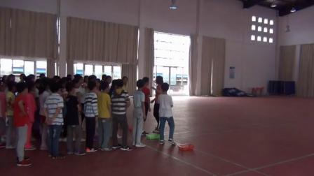 《快速跑》優質課(科學版體育五年級,倪柳青)