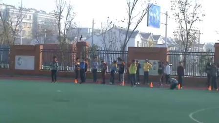 《快速跑》優質課(科學版四年級體育,江蘇省市級優課)