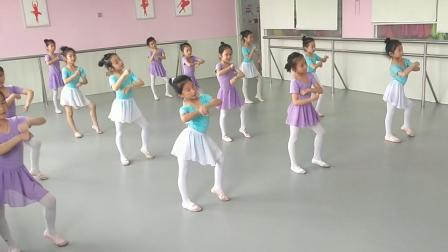 浏阳市小杜鹃舞蹈学校陈老师自编舞蹈《石头剪刀布》