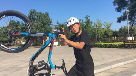 街攀与软尾车会发生什么呢?story街攀 giant reign  SICK Dalian#1