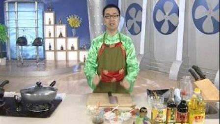 我爱厨房刘仪伟百合炒牛肉