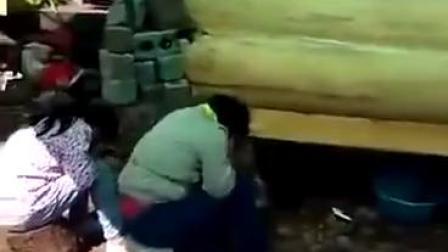 云南盐津庙坝麻柳村后妈毒害八岁小女