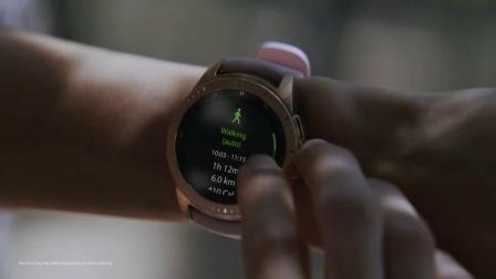 Samsung 三星推出全新智能腕表 Galaxy Watch