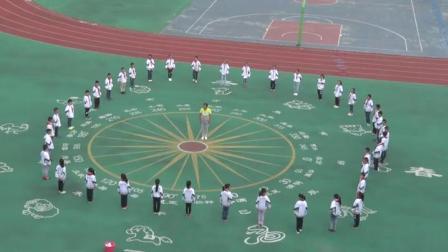 《立定跳遠》三年級體育,楊孝剛