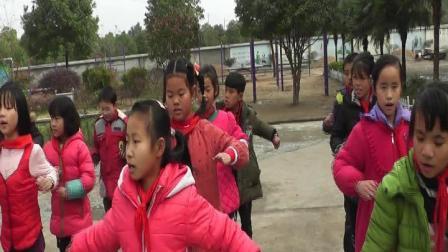 《立定跳遠》五年級體育,洪燕琴