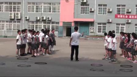 《立定跳遠》科學版三年級體育,岳昭