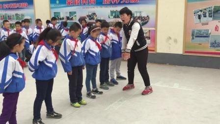 《立定跳遠》科學版體育二年級,山西省市級優課