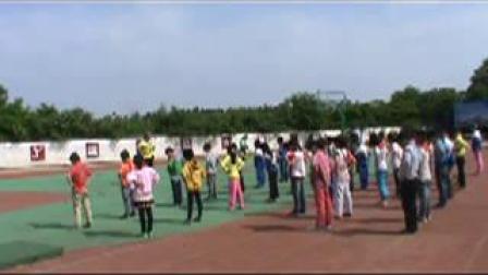 《立定跳远》科教版三年级体育,安庆市县级优课