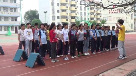 《立定跳远》科学版六年级体育,南宁市县级优课