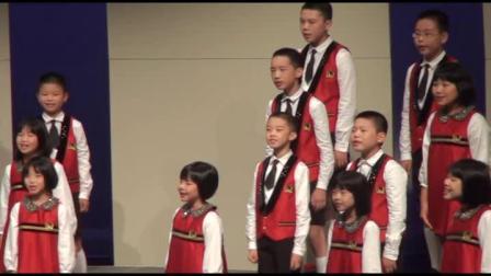 """""""萤火虫""""合唱团2012年7月美国比赛视频"""