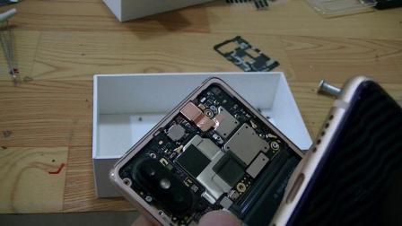 小米8SE拆机视频维修屏幕小米8se拆机教程小米8S维修屏幕视频教程