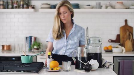 星巴克官方教程:传统冷萃咖啡