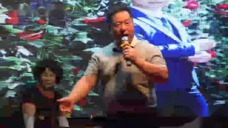 鹿邑县戏迷公益演唱会,郭玉华演唱豫剧《三哭殿》下位去劝一劝
