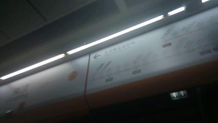 广州地铁3号线 南瓜车 南车株洲制造 03X027-028号车