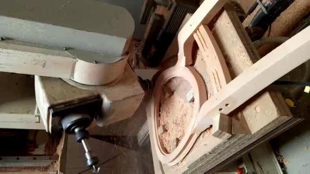 实木家具木工五轴联动数控加工,东莞市滴一数控五轴编程培训18616871864