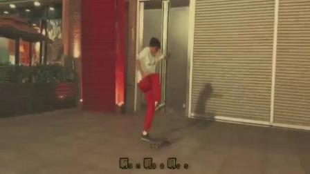 八月滑出趣 滑板月度主题活动视频集锦