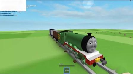 托马斯和朋友英语全集托马斯事故将发生列车