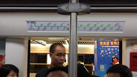 南宁地铁1号线107号车(火车站-朝阳广场)