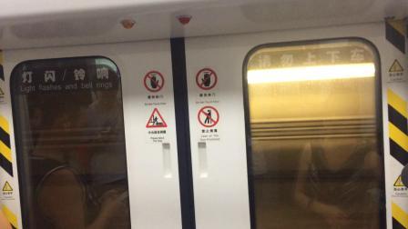 南宁地铁1号线130号车(动物园-清川)