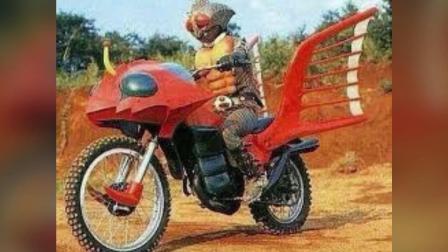 历代假面骑士机车
