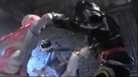 我在【新星战队】流星战士vs赏金猎人(1)截了一段小视频