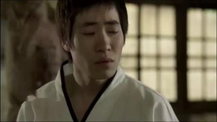 阿罗汉(片段)美女作陪练习武术