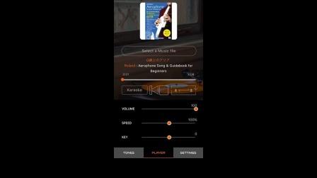 [中字]Roland Aerophone GO Plus 快速入门04 使用播放器