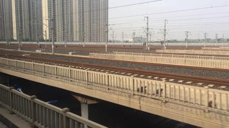 G175次列车【南-青岛】出济南西站。