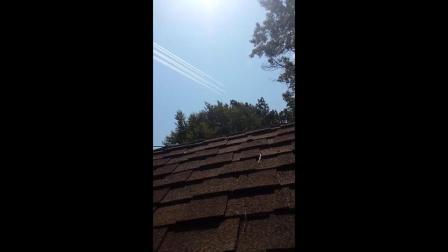 【UFO】加州南部UFO视频 第二视角