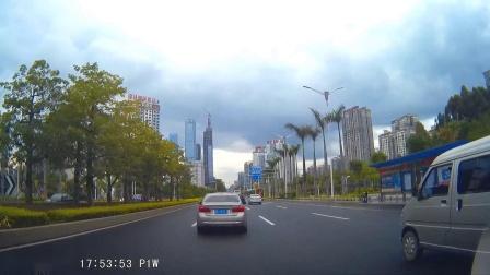 广西云南自驾游 第一季(七)南宁东收费站-南宁城区