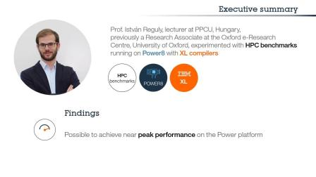 Exceptional performance on IBM Power Systems - Journey of an HPC Researcher