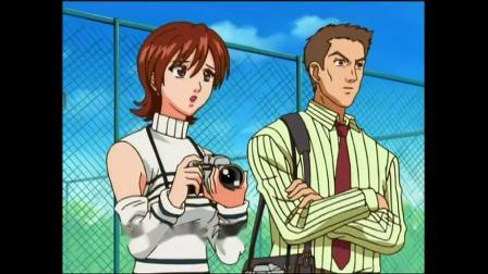 网球王子:龙马球拍换到左手,龙崎教练说他终于要战斗了!