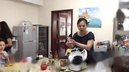 Thera的美善品教室 一锅到底意面 一锅三菜 海绵蛋糕 2