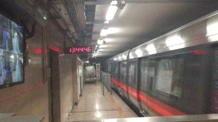 北京地铁1号线G466建国门出站(苹果园方向)