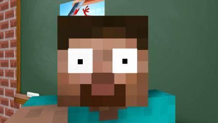 我的世界动画-奔跑吧香肠挑战-Pigmus