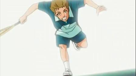 网球王子:男孩说只要他先抢到发球权,也许还有机会赢