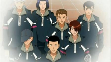网球王子:樱乃说即使是自己一个人,她也可以练习打球了