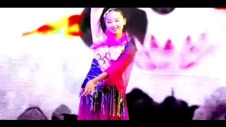 参选作品:张苗苗舞蹈《爱莲说》表演