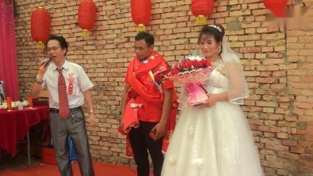 陕西农村结婚2018-西北结婚风情,新婚快乐,全家幸福