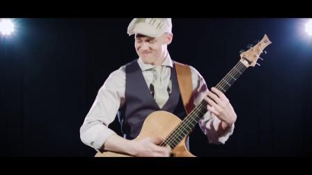 Petteri Sariola - The Clockwork (Solo Guitar)