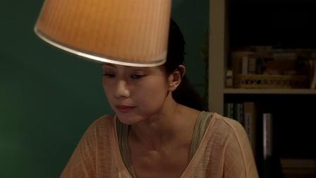 张申然半夜失眠 来到程子欣以前租房的地方过夜