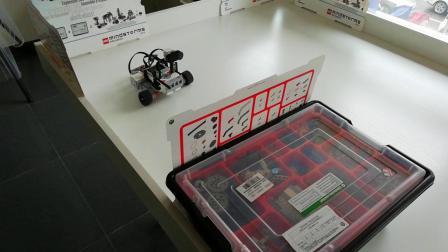玩转乐高EV3机器人 玛雅历险记 论坛活动视频 原汁原味结构方案O(∩_∩)O