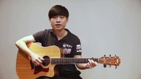101《狮子座》蓝莓吉他吉他教程入门弹唱教学